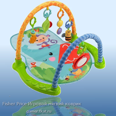 КОВРИК FISHER PRICE